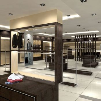 Beautiful Luxury Display Furniture For Clothes Store Buy Display
