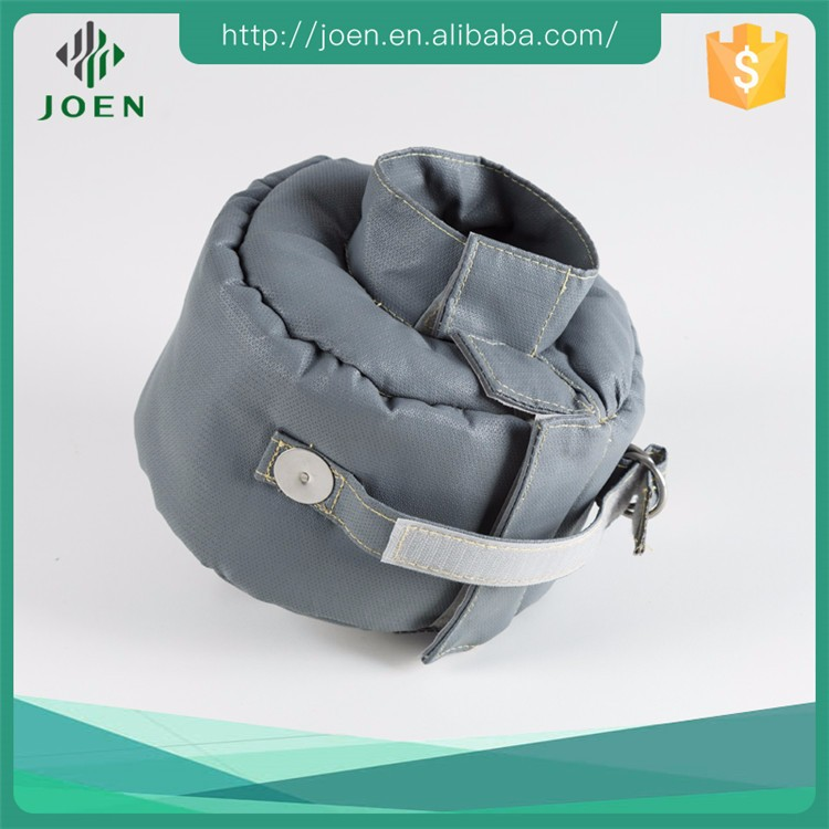 Silicone Rubber Fiberglass Cloth For Removable Insulation