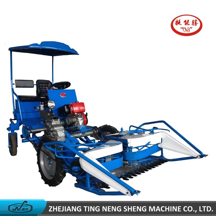 Tns New Model Wheat Reaper Binder Machine