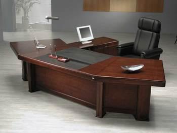 Bend Director Desk