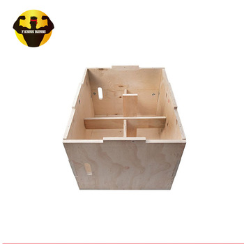 Rambo Oem Jump Wooden Plyo Wood Box