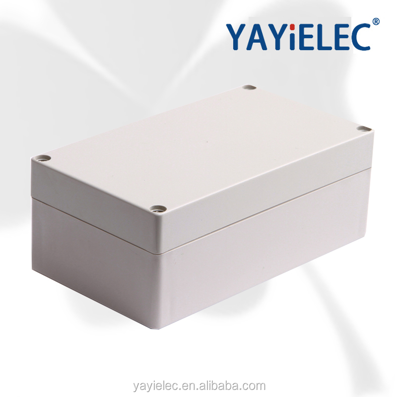Outdoor Plastic Enclosure IP65 electrical power box, control distribution box