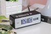 Digital Table Clocks With Calendar And USB Charge Port