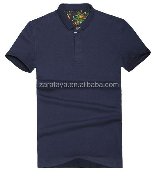 China supplier men 39 s polo shirt for garment factories for T shirt printing machine cost in india