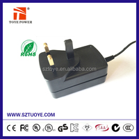 Safety And Quality Assured 12V AC Power Adapter And Charger With CE UL Certifications