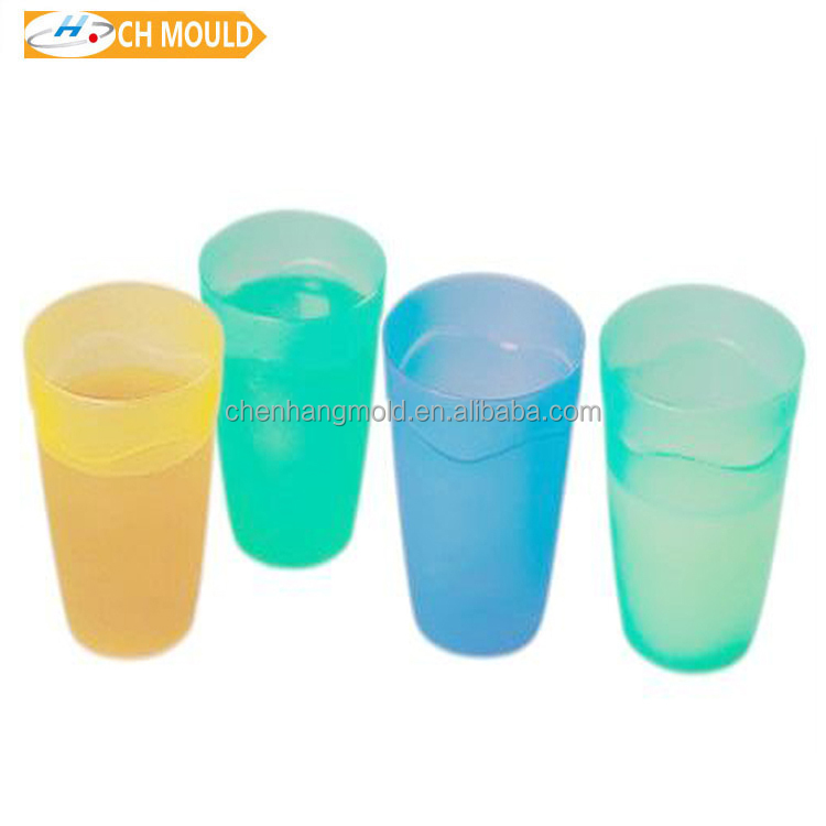 custom plastic drinking cups mould for using