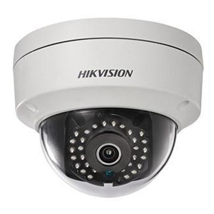 original hikvison 4.0mp WDR fixed Dome network camera DS-2C2142FWD-I (W)(S)