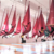 5m Piece Flying Antigravity Inversion Aerial Yoga Hammock / Swing / Trapeze / Sling aerial yoga silk fabric