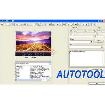ADB002 Auto Repair Database immobilize programer Immo killer V1.1
