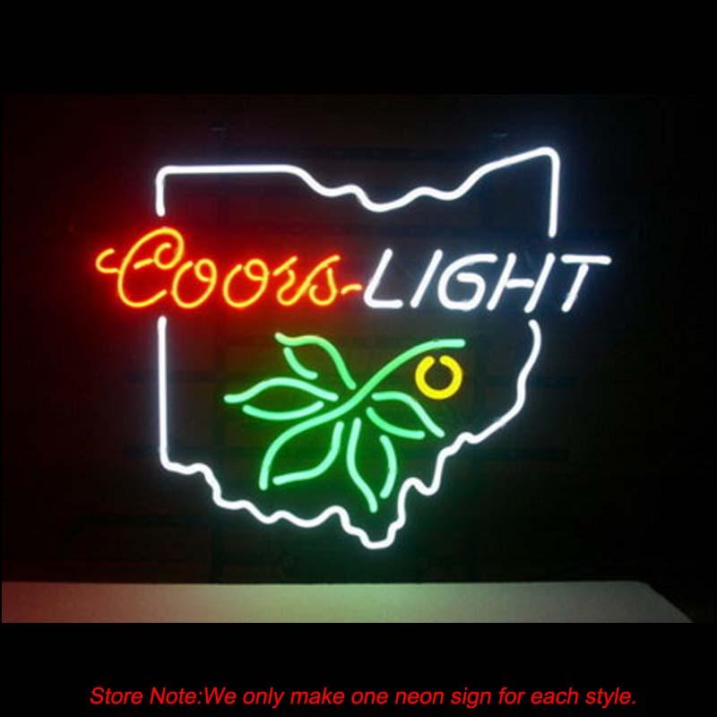 Buckeye Neon Sign