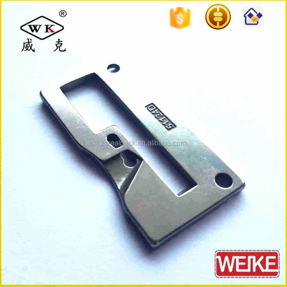 51124D 51124 Throat Plate | Union Special 56100 Industrial Sewing Machine Head bag closing machine