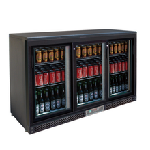 Sliding Glass Door Mini Bar Beer refrigerator Wine Chiller