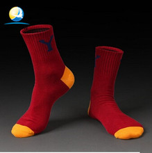 Fashion best sell men tube custom elite sports display socks wholesale custom quality socks