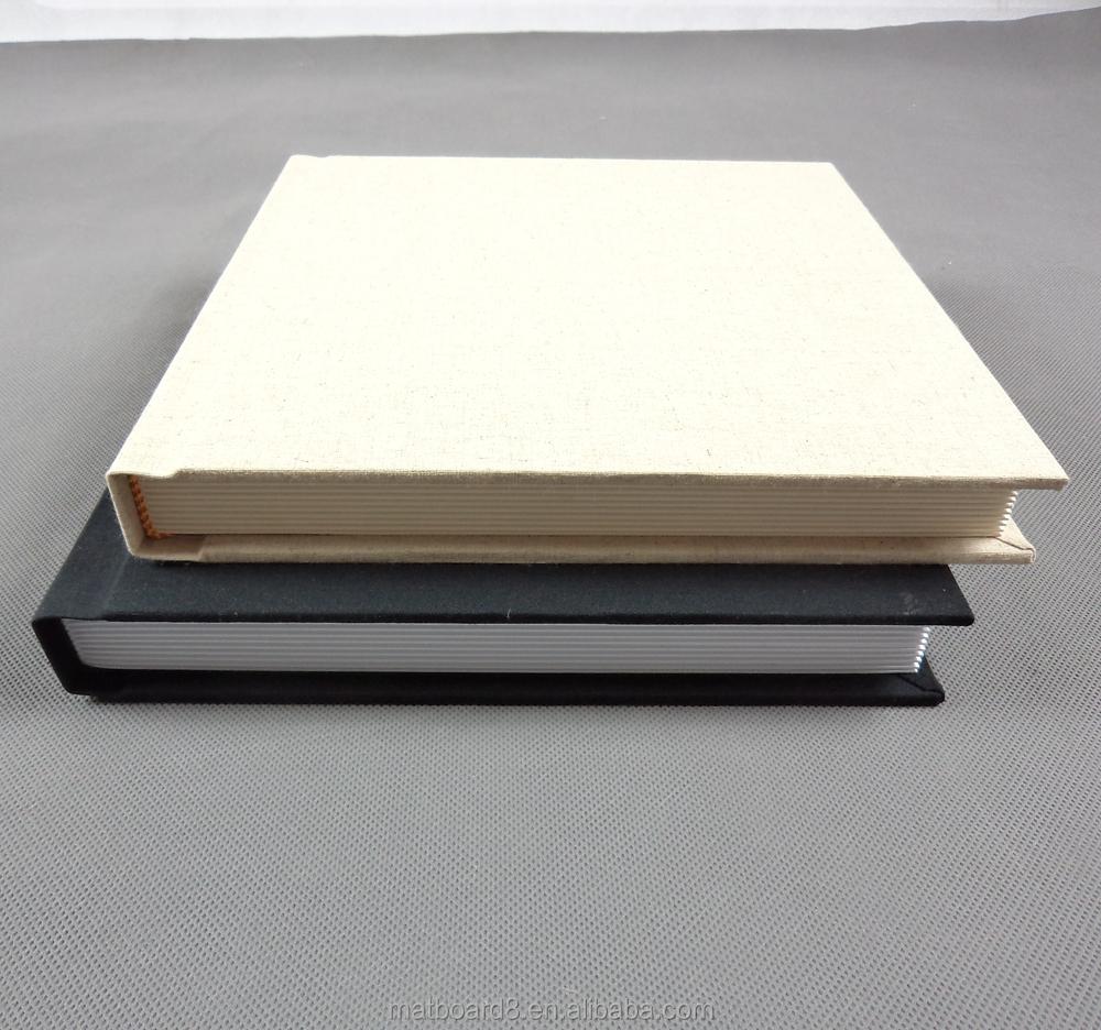 10x10 Wedding Album Top Quality Black Photo Book With