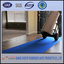 non-slip foamed neoprene floor runner foamed nature rubber roll