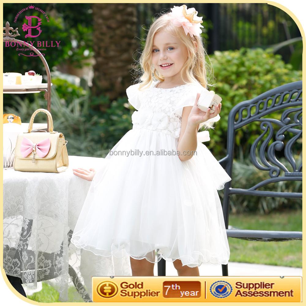 782da1856 2016 New Stock Bestseller Big Group Fancy Girl Dress For Wedding ...
