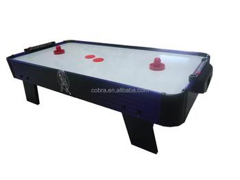 Mini air hockey tables table design ideas