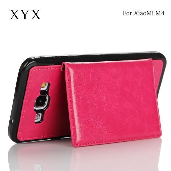 High quality material design phone case, back cover case for xiaomi m4, for xiaomi mi4 case