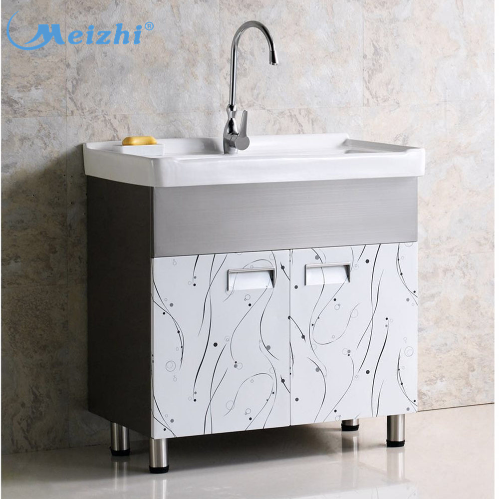 China Stainless Steel Floor Standing