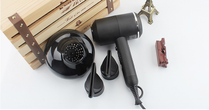 2000 Watts 2 speed 3 temperature professional hair dryer high power light weight ionic negative ions hair dryer