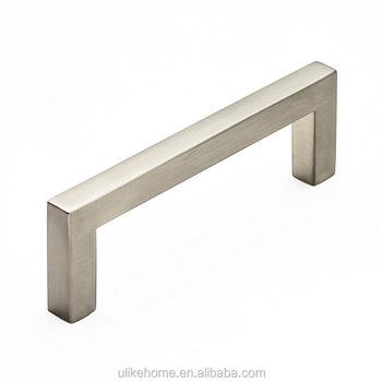 Charmant Foshan Hardware Square Door Handles Zamak Handle Furniture Hardware