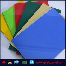PVDF coating Aluminium composite panel ACP/ACM