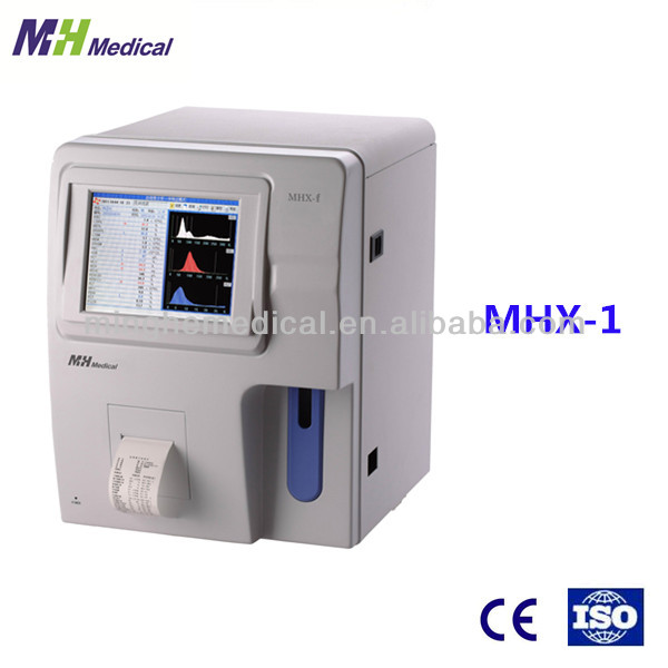 China Supplier Mhx-1 Medical Lab Equipment Hematology Analyzer Wbc ...