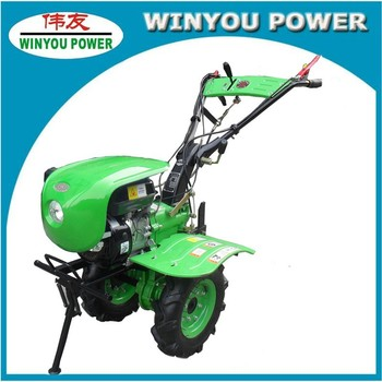 WY1080C Super Protective frame and lamp Tiller and power tiller