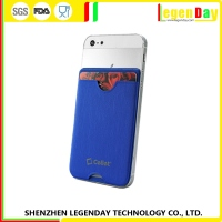 China Manufacturer silicone mobile phone sticky back