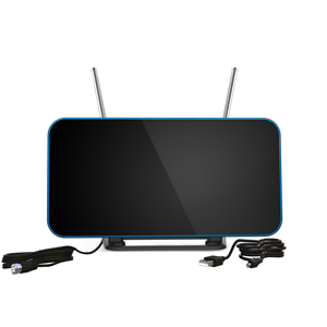 2019 new deagin Free 4k VUH UHF DVB-T2 1080p Indoor digital Tv antenna