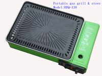 barbecue gas grill / outdoor gas stove / gas cooker