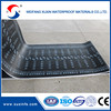 Waterproof asphalt membrane for roof