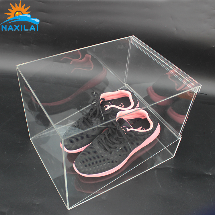 acrylic shoe box20