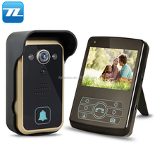 2.4G Wireless Night Vision 3.5 Inch Monitor Digital Door Peephole Viewer