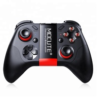 HOT Mocute 054 Bluetooth Gamepad Mobile Joypad Android Joystick Wireless VR Controller Smartphone Tablet PC Phone Smart TV Game
