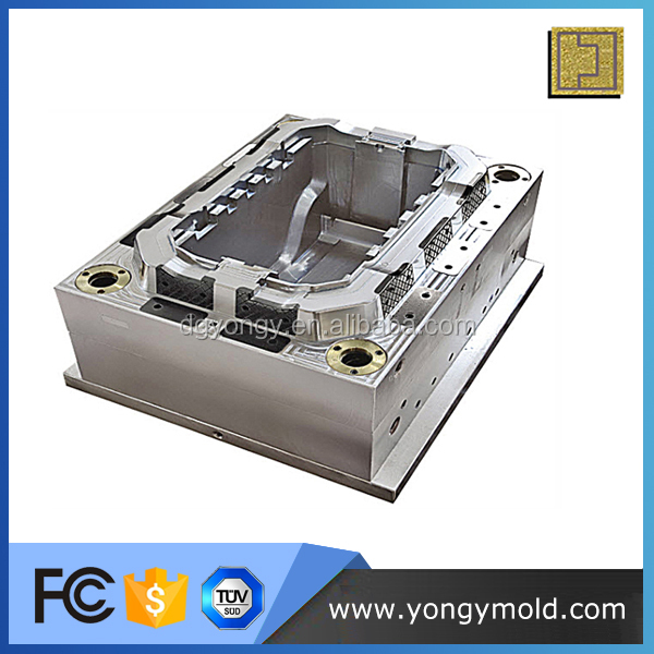 OEM high quality plastic milk box injection mould