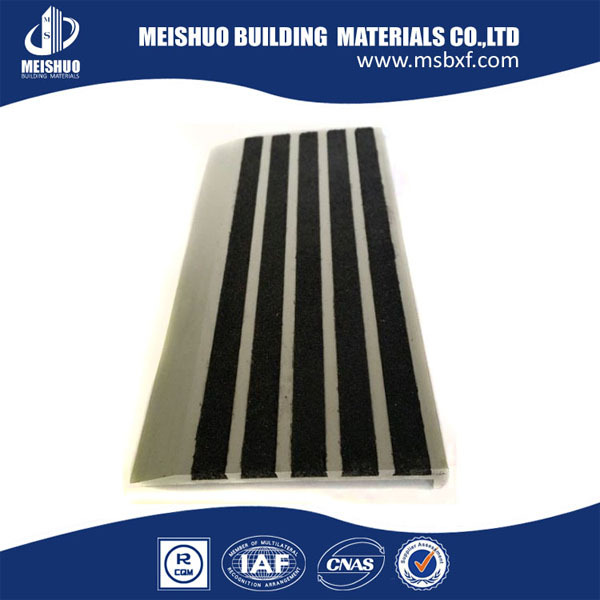 Stainless steel Non-slip stair tread nose
