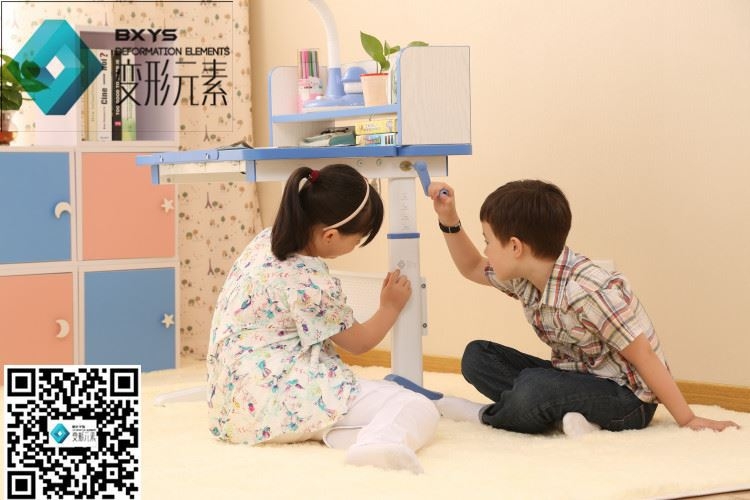 Child Kids Study Desk Chair Suit School Home Reading