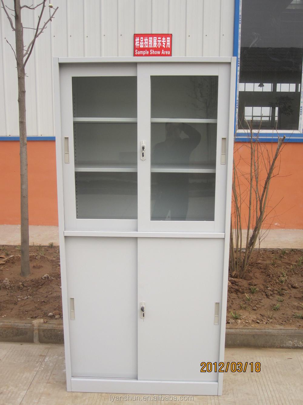 Nuevo Dise O De Acero Locker Muebles Para Tienda De Ropa 2 Puerta  # Muebles Para Ropa