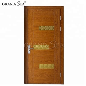 Large size good quality surface treatment wood door jamb in pakistan