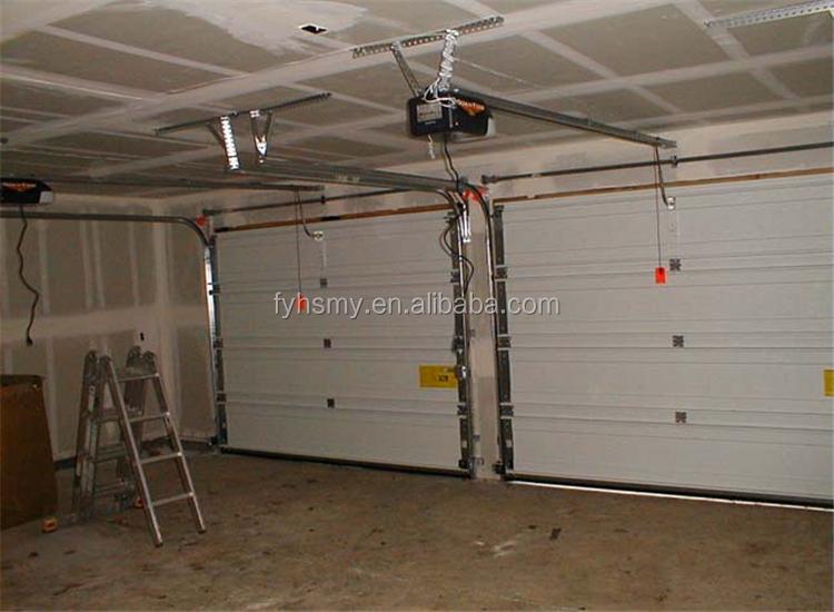 Wholesale Solid Wood Garage Doorresidential Sectional Solid Wood