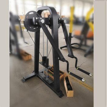 New arrival high quality commercial pin loaded gym fitness equipment lateral raise machine  TT72A