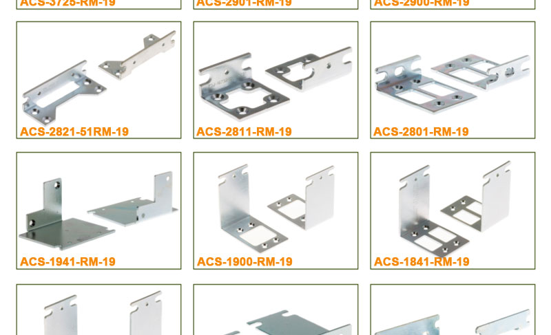 Nexus 3000 Accessory Kit RMK-N3K-ACC-KIT N3K-C3064-ACC-KIT= NEW Compatible