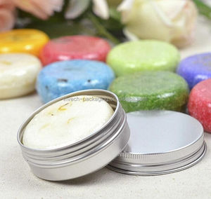 small aluminium tin canisters wholesale empty metal tin can 50ml soap packaging tin