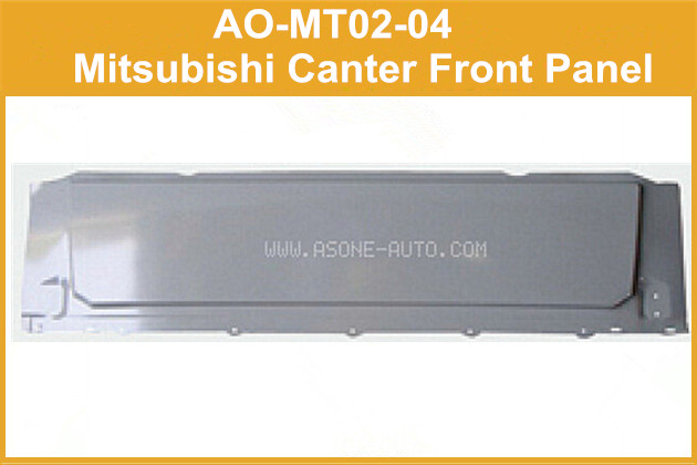 2005 Mitsubishi Canter FE839 859E 859G Front Panel,Metal