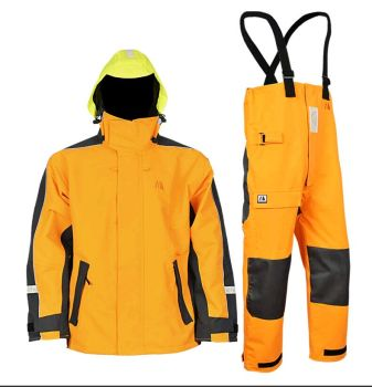 sailing jackets and bib pants