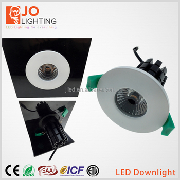 5w 7w 8w 10w Led Recessed Light Cob Downlight Ip65 Fire Rated Led ...