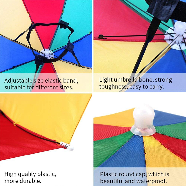 2019 new inventions wedding giveaways promotional gifts compact umbrella end cap