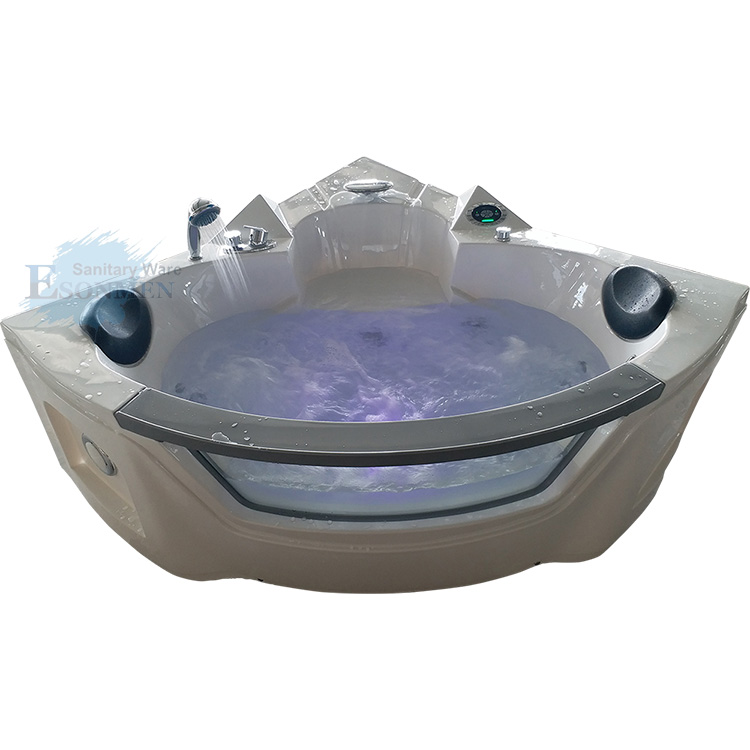 MOQ 1 Piece Stocked Massage Bathtubs Fast Delivery Time 1 Day Delivery