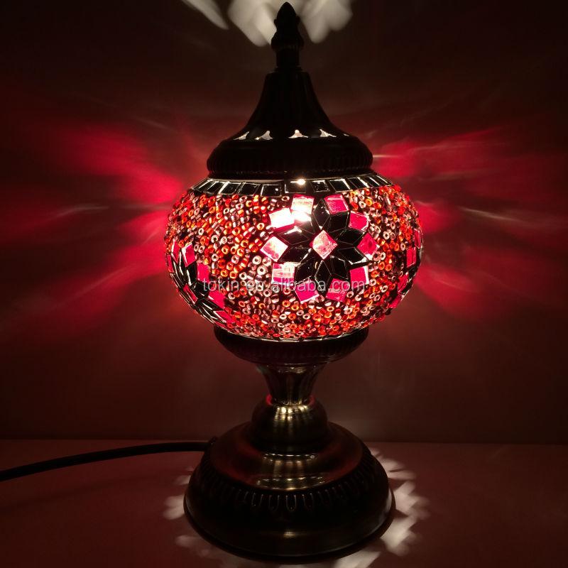 2015 New Design Home Decorative (TC1M02) Turkish Mosaic Table Lamp